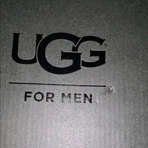 Brand new men's uggs